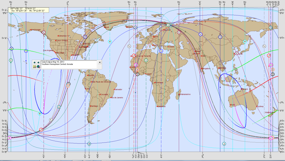 Solar Eclipse May 10,2013  00:26:21 AM GMT