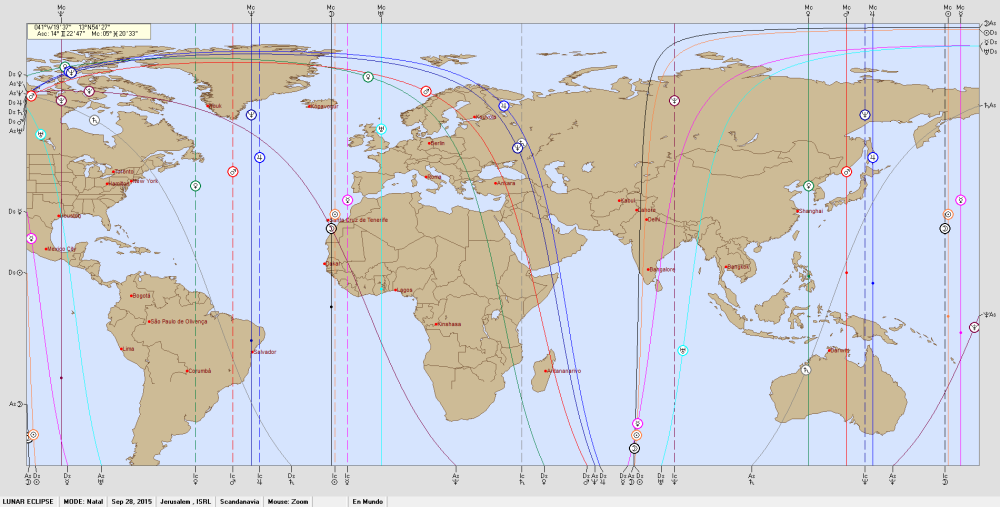 Total Lunar Eclipse – 28 September, 2015