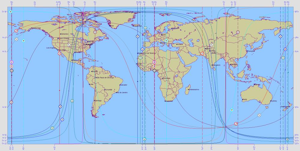 Lunar eclipse 23 March 2016 Astro Carto Graphy