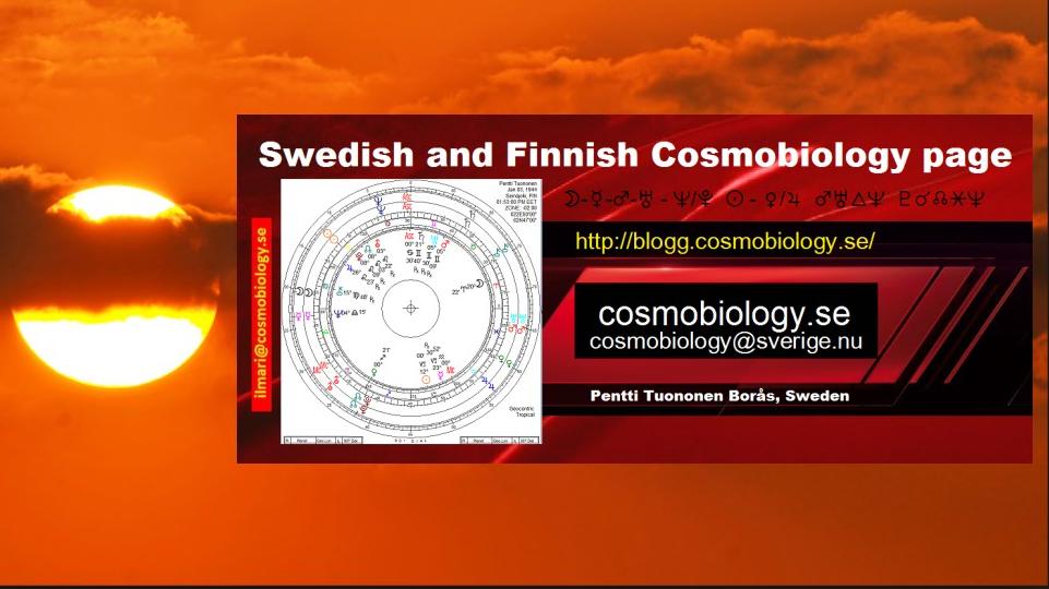 Cosmobiology.se